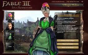 fable hair styles fable 3 hairstyles youtube