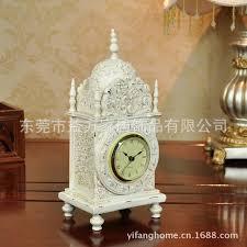 factory wholesale antique european court clock ornaments living