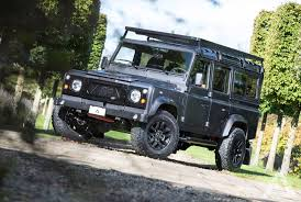 land rover 1940 this tastefully modified defender can be yours with a 10 000