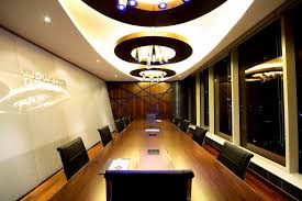 beautiful conference room ideas featuring black and white striped