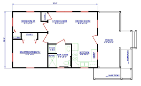 Wheelchair Accessible Floor Plans Wheelchair Accessible Tiny House Plans The Oasis