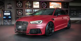 audi rs3 mods the abt audi rs3 450 individual