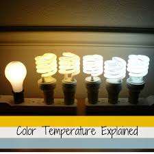 light bulb color spectrum color temperature explained 1000bulbs com blog