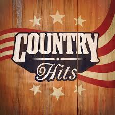 country hits album cover by various artists