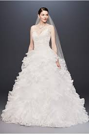 wedding gowns lace sheath gown with v neckline david s bridal