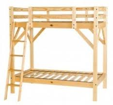 Wood Plans Bunk Bed by Dark Wood Bunk Beds Foter