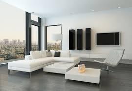 minimalist living room interior minimalist white sofa and coffee table for modern
