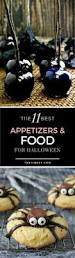 appetizer and food ideas for halloween food pinterest creepy