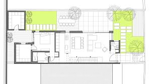 ground floor plan gallery of givatayim villa amitzi architects 14