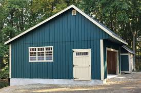 buy a saltbox garage for 2 3 or 4 cars photos