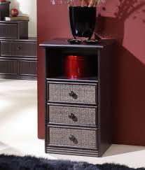 meubles en rotin chiffonnier rotin chiffonnier 3 à 6 tiroirs en rotin naturel