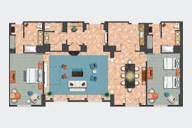 hotel suite floor plans orlando hotels with kitchen decorations meliac2a1 suite hotel 7