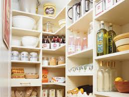 Kitchen Closet Shelving Ideas Organizer Pantry Shelving Systems For Cluttered Storage Spaces