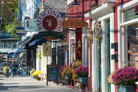 Small Town Charm by With Its Appealing Historic Architecture Village Greens And Tidy