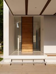 Contemporary Front Doors Interior Minimalist Contemporary Home Interior Design With