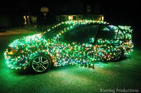 how to put christmas lights on your car christmas car youtube
