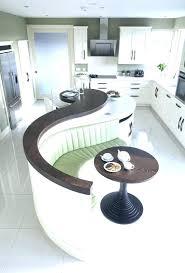 kitchen island units curved kitchen island modern kitchen designs with curved