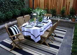 Patio 20 Photo Of Outdoor by Outdoor Decorations Patio Tablecloth Patio Table With Rattan