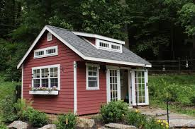 small backyard guest house 8u0027 by 8u0027 tiny guest house cabin small shelter shed youtube
