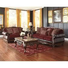 Burgundy Living Room Set Weslynn Place Burgundy Living Room Set Benchcraft Furniturepick