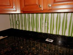 painted kitchen backsplash colorful painted kitchen backsplash hometalk