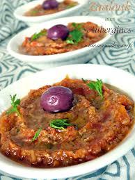 un amour de cuisine chez soulef zaalouk d aubergines cuisine marocaine amour de cuisine
