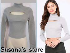 keyhole turtleneck bebe women s keyhole sweaters ebay
