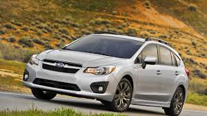 subaru sport hatchback 2014 subaru impreza sport limited review notes autoweek