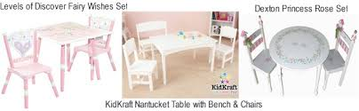 Princess Table And Chairs Kids Size Furniture Can Make Your Princess Feel Special Blog