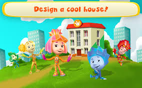 fiksiki dream house games u0026 home design for kids android apps on