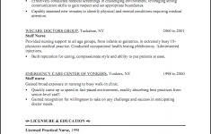 Lpn Resume Example by High Resume Objective Inspiredshares Com