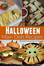 Halloween Main Dish Recipes
