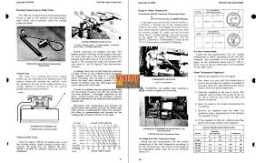 cat 3304 3306 78p 3n diesel engine systems operation testing