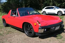 porsche 914 modified 914world com sold fs 1973 guards red 914 2 3 raby engine
