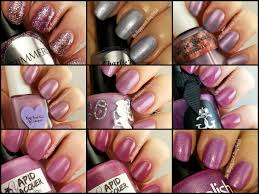 all indie radiant orchid nail polishes be happy and buy polish