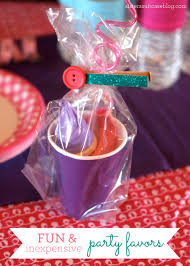 inexpensive party favors how to put together and cheap party favors for kid s