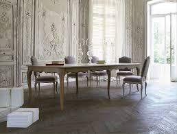 extending oak table louis marie nouveaux classiques collection by