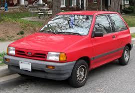 1990 ford festiva 1 cars pinterest ford festiva ford and