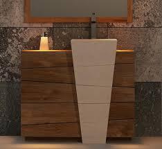 meuble de salle de bain original achat meuble de salle de bain walk meuble en teck