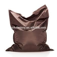 outdoor waterproof bean bag chair backrest bean bag square bean