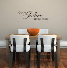 Wall Pictures For Dining Room by Wall Decals Dining Room Home