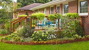 Deck Garden Ideas Landscaping Ideas Deckscaping