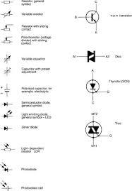 basic schematic symbols google search schematics pinterest