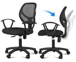Amazon Ergonomic Office Chair Amazon Furinno Wa Hidup Mesh Mid Back Ergonomic Office Mesh