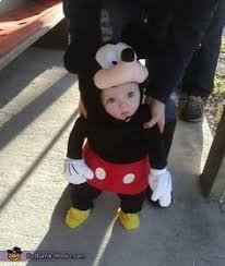 Halloween Mickey Mouse Costume Homemade Mickey Mouse Costume Cutie Halloween Fun