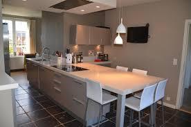 table cuisine plan de travail plan de travail arrondi cuisine best decoration cuisine ilot design