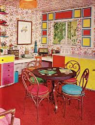 1960s Kitchen by 60s Home Decor Home Interior Design
