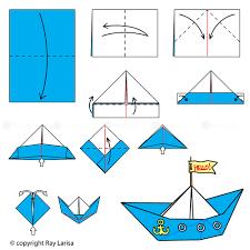 origami boat instructions origami boat instructions tutorial