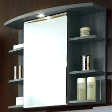 bathroom mirror cabinet ideas mirror with storage for bathroom bathroom mirror cabinets swivel