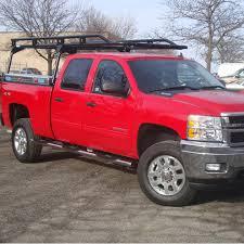 Ford Ranger Truck Rack - adrian steel load runner full size truck racks inlad truck u0026 van